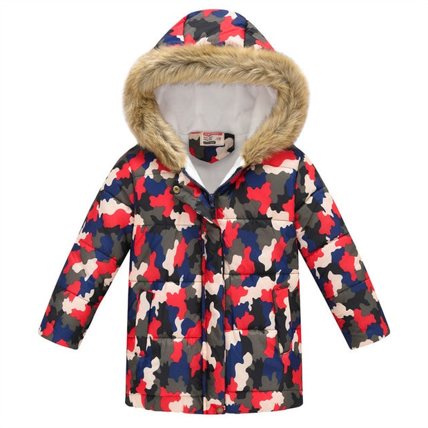 Little Girls Winter Warm Coats in Several Colors and Sizes