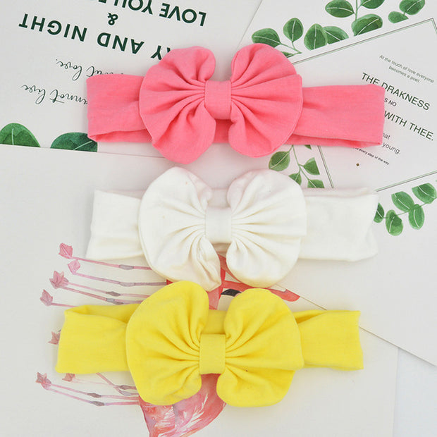Baby Girl Headband 3 Pcs Set