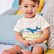 Baby Boy Cotton Summer Clothes Set