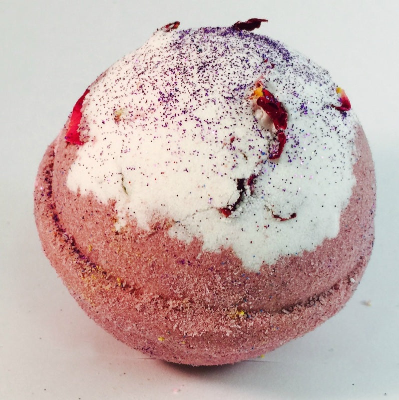 Calming Vetiver Bath Bomb