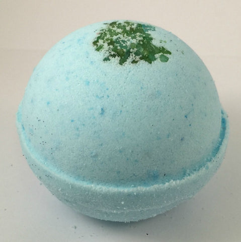 Orange Aloe Bath Bomb
