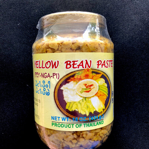 Yellow Bean Paste (ပဲငပိ)