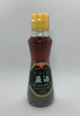KADOYA Pure Sessame Oil (နှမ်း ဆီ)
