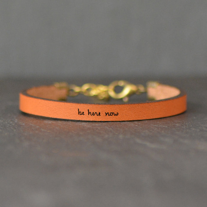 Be Here Now - Mindfulness Gifts by Laurel Denise