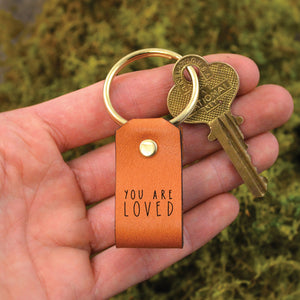 You Are Loved - Keychain