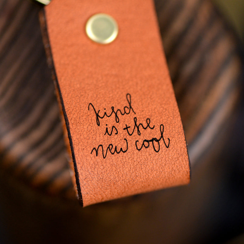 Kind is the New Cool - Keychain