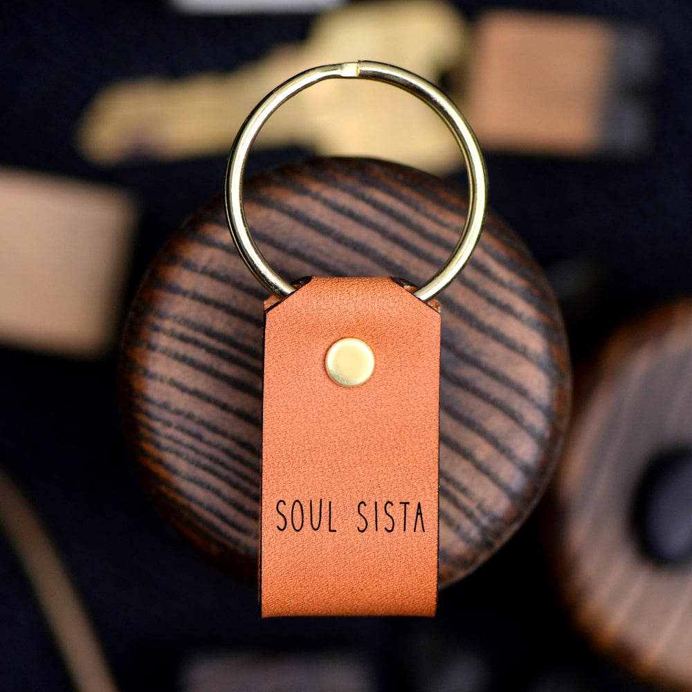 Load image into Gallery viewer, Soul Sista - Keychain