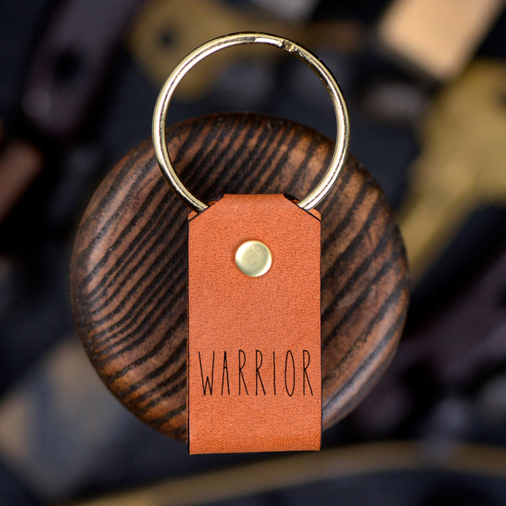WARRIOR - Keychain
