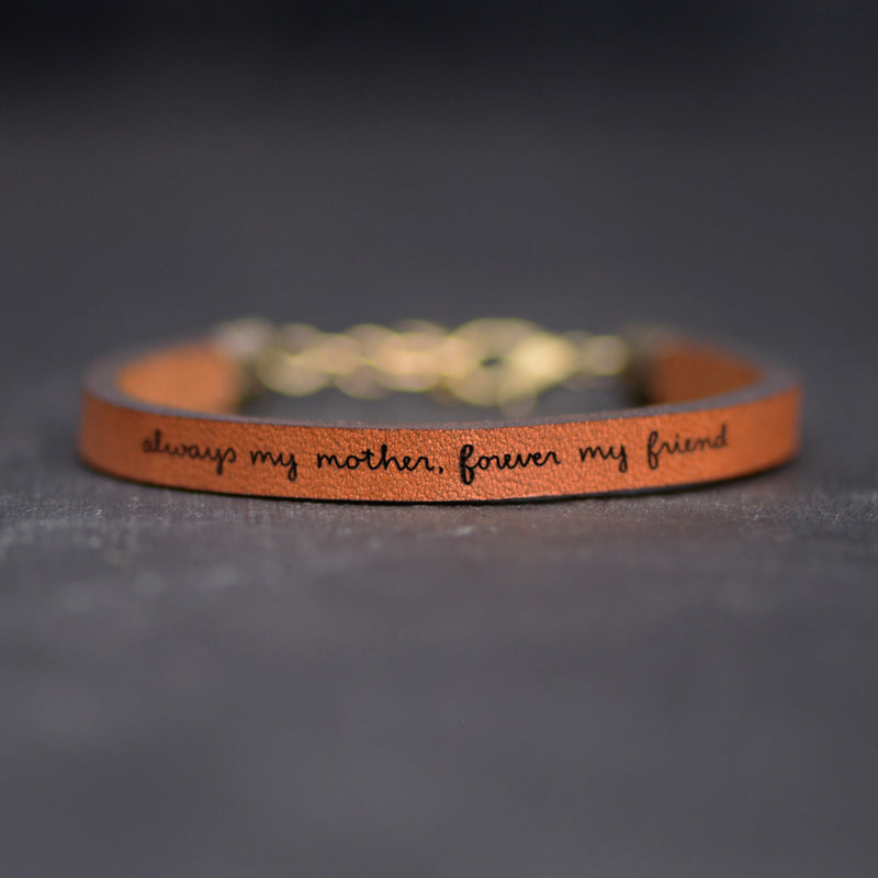 Always My Mother, Forever My Friend - Gifts for Mom