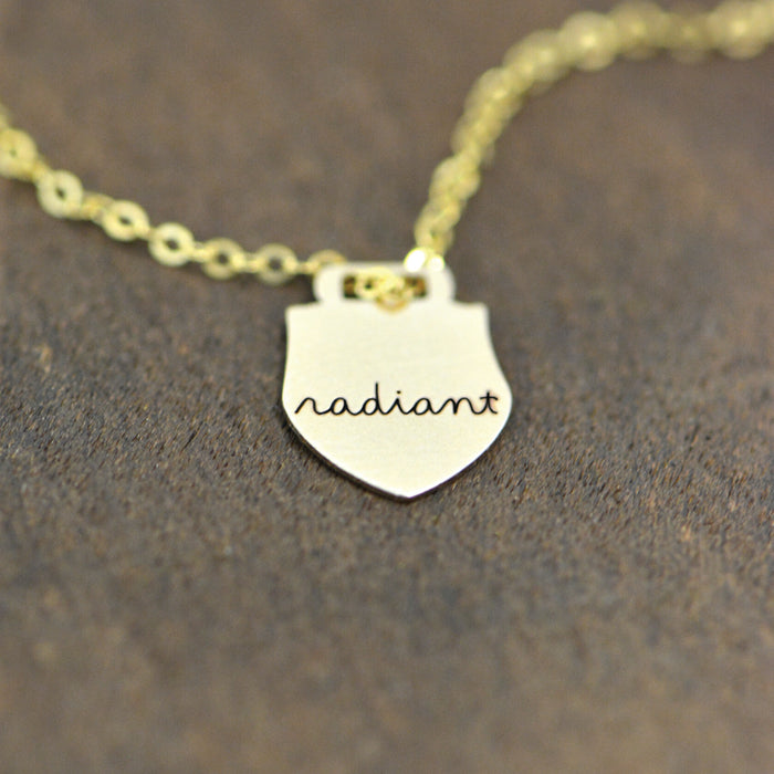 Radiant Necklace