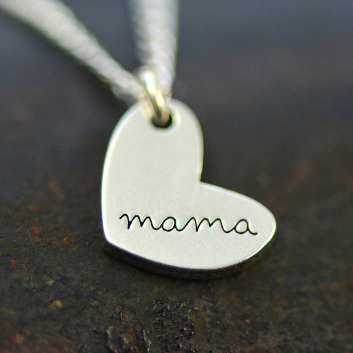 Mama Necklace - Engraved