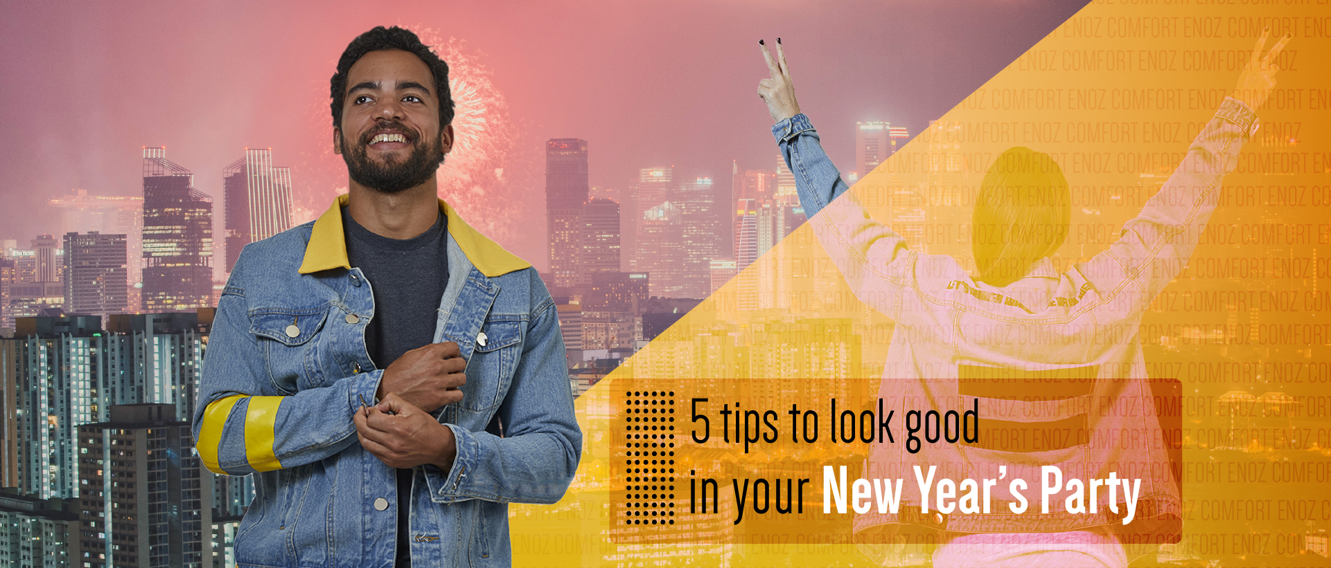 5 Tips to Look Good in Your New Year's Eve Party