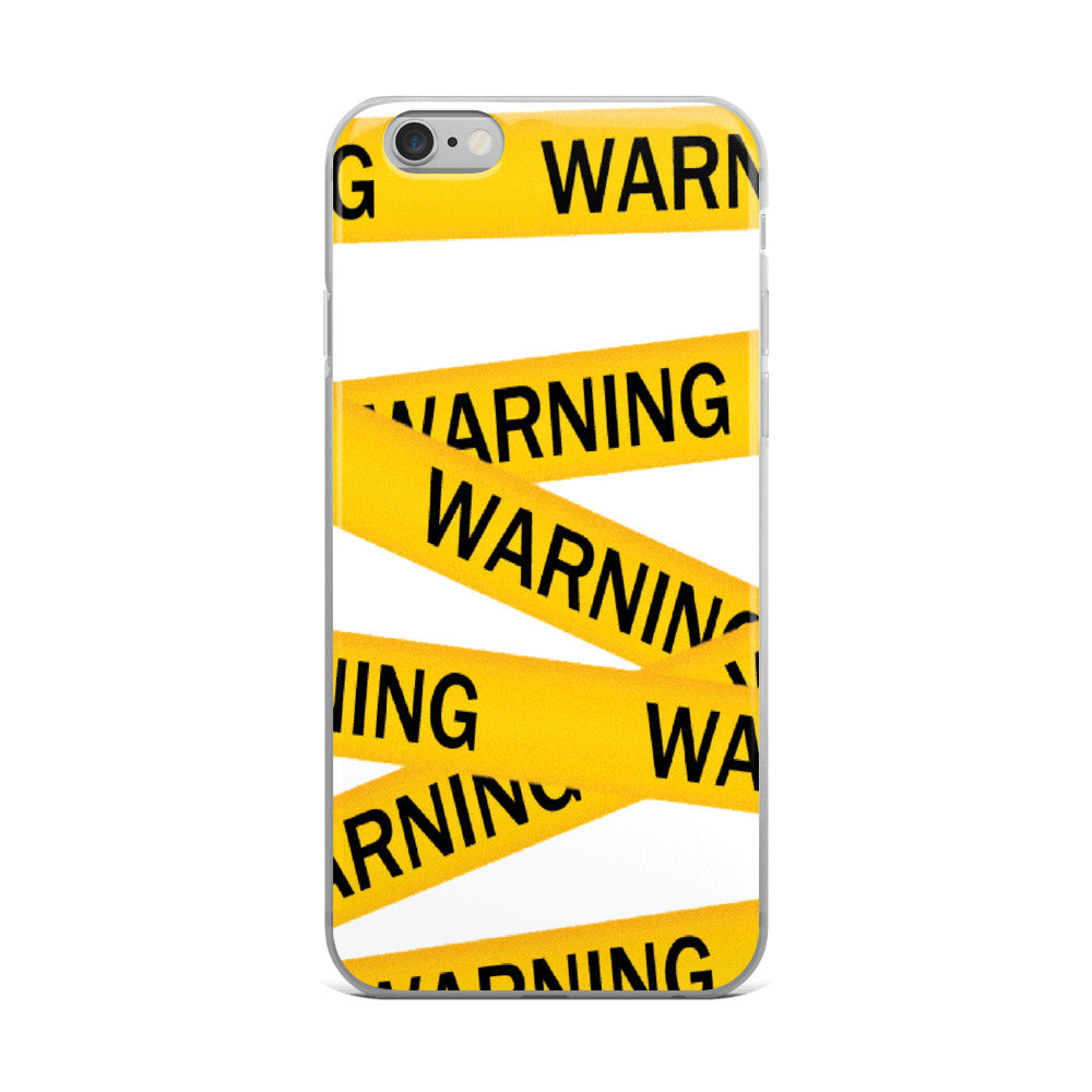 WARNING! IPHONE CASE - Comfort Enoz