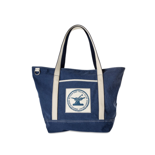 classic tote from a yacht clothing company