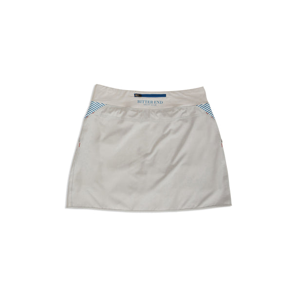 Women's North Sound SUP Skort | Gray-Bottoms-Bitter End Provisions