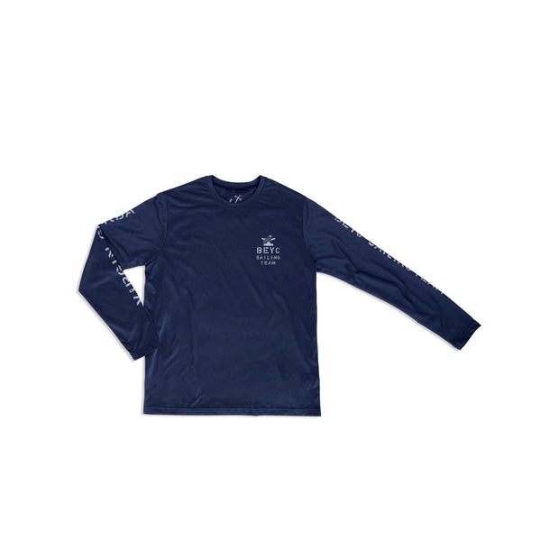 men's SUP dri-tek shirt from a sailing gear company