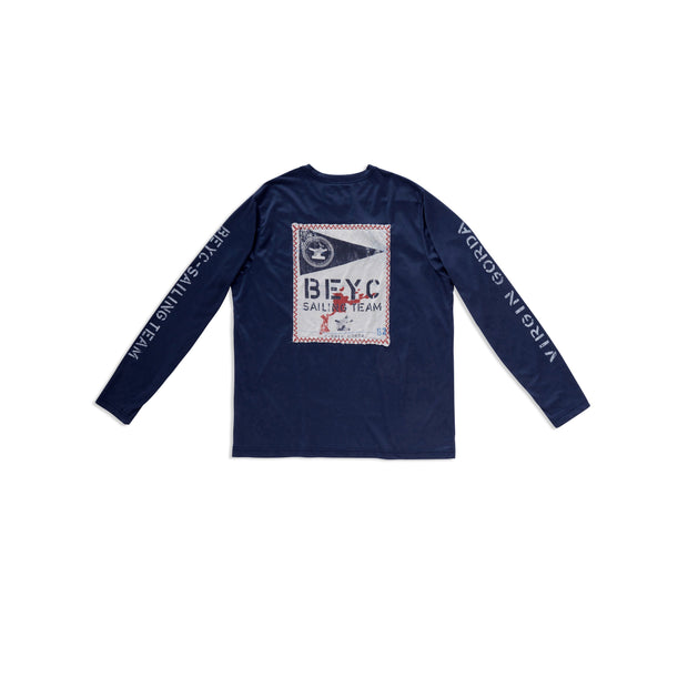 Men's Sailing Team Dri-FIT | Patriot Blue
