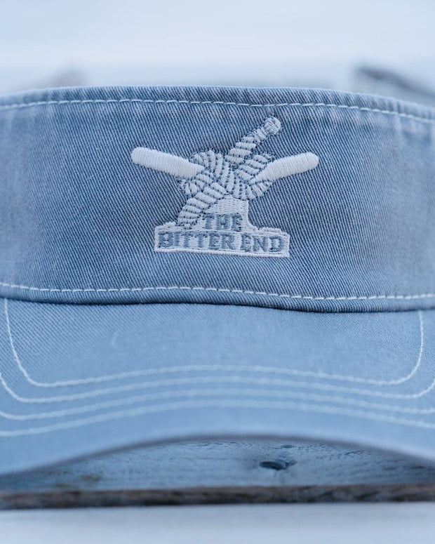 "Old ""Skool"" Cleat Visor-Accessories-Bitter End Provisions"
