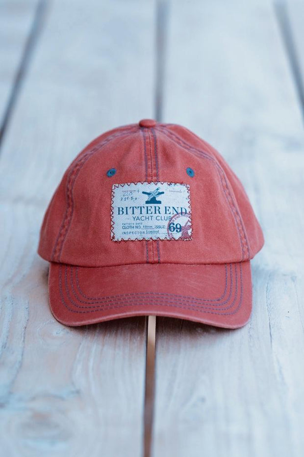 Classic Customs Cap | Various Colors-Accessories-Bitter End Provisions