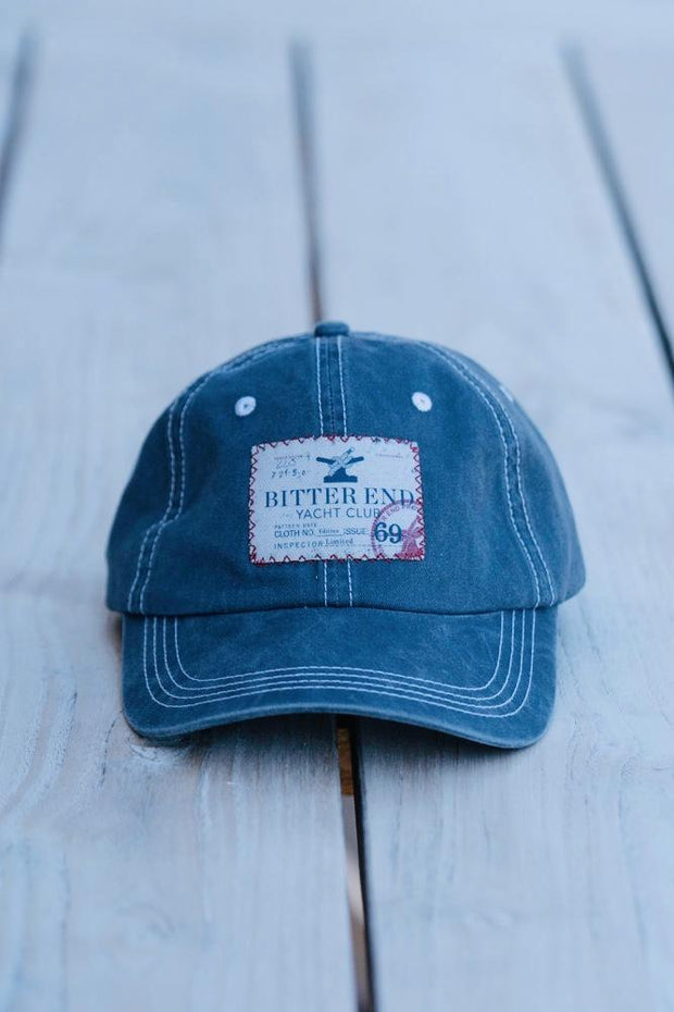 Classic Customs Cap-Accessories-Bitter End Provisions