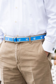 Men's Cleat D-Ring Belt-Accessories-Bitter End Provisions