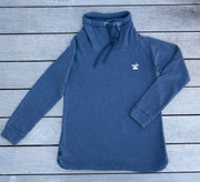 Women's Funnel Neck Pullover - Bitter End Provisions