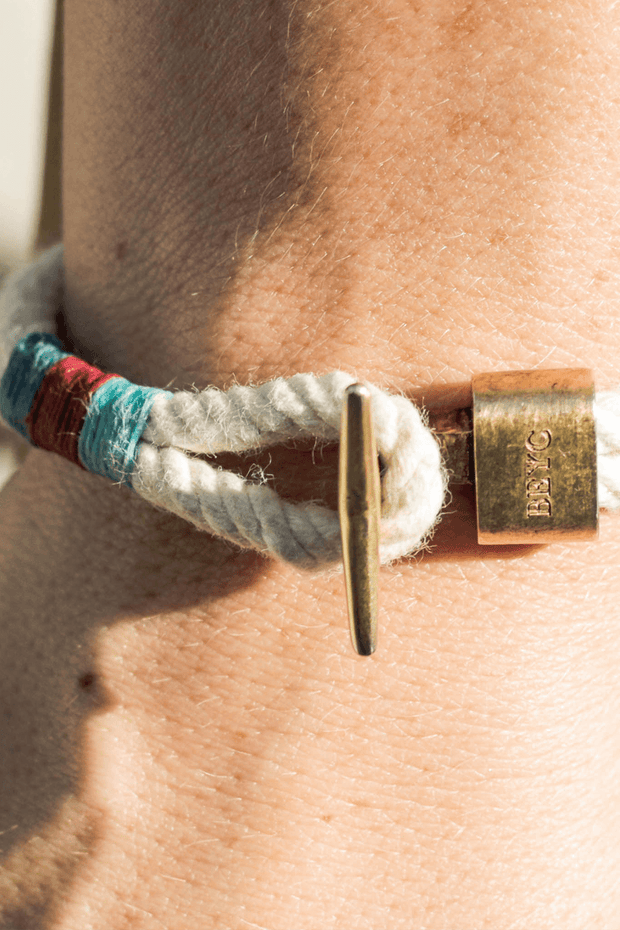 Bow Line Bracelet by Kiel James Patrick-Accessories-Bitter End Provisions