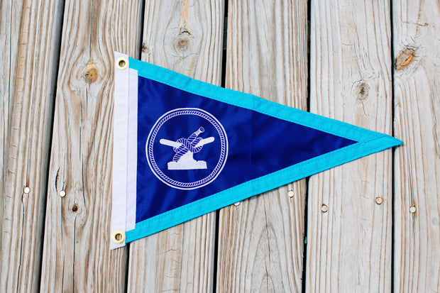 Bitter End Yacht Club Burgee - Bitter End Provisions
