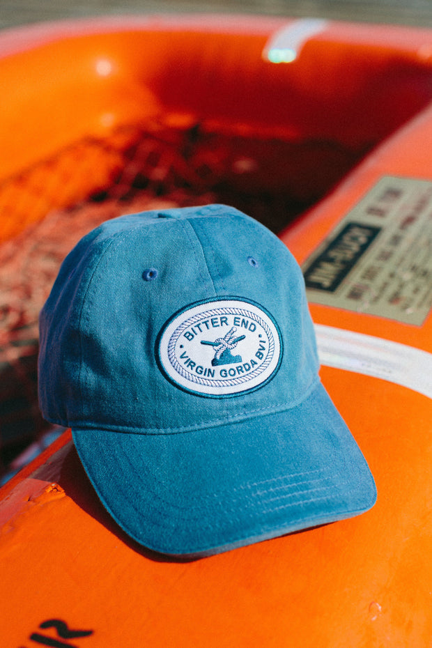 classic cap from a sailing gear company