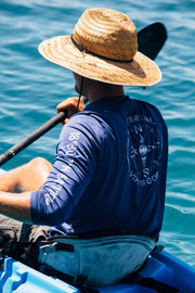 Unisex Compass Dri-Tek | Patriot Blue-Tops-Bitter End Provisions