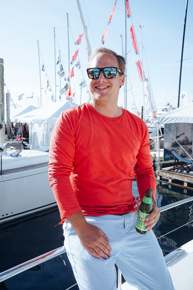Men's Watersports Crew Tee-Tops-Bitter End Provisions