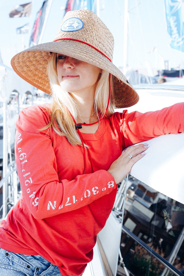 Women's Long Sleeve Watersports Crew Tee - Bitter End Provisions