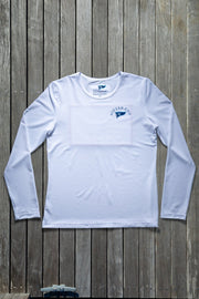 Men's Burgee Dri-Tek | White-Tops-Bitter End Provisions