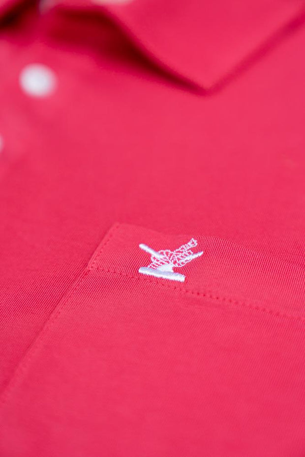 Men's Yacht Club Polo-Tops-Bitter End Provisions