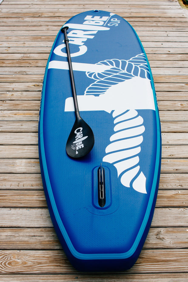 Inflatable Sundowner SUP (Includes Backpack, Paddle & Pump) - Bitter End Provisions