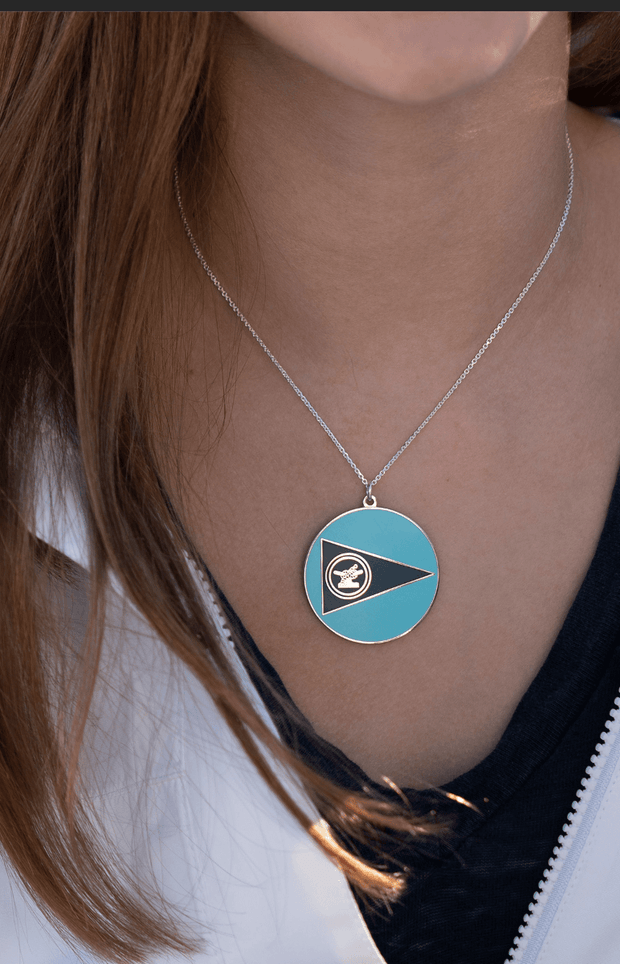 Burgee Necklace