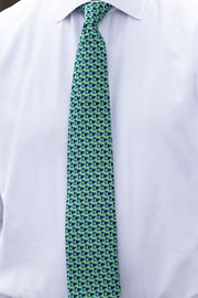BEYC Burgee Tie by Vineyard Vines | Various Colors-Accessories-Bitter End Provisions