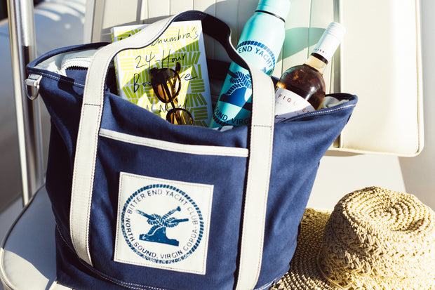 Bitter End Classic Tote-Accessories-Bitter End Provisions