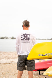 Men's Sail.Kite.SUP. Dri-Tek | White-Tops-Bitter End Provisions