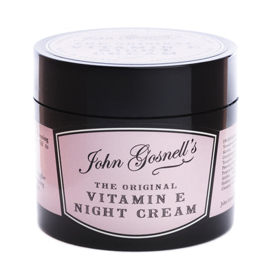John Gosnell's The Original Vitamin E Night Cream