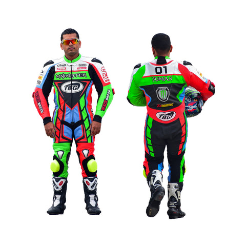 TBG GP PRO Race Suit - Custom