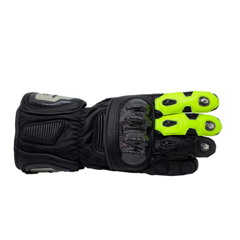 TBG SPORT v2 Gloves - Black/Fluro