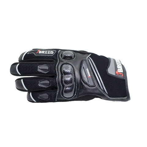 TBG FLAIR Riding Gloves - Grey