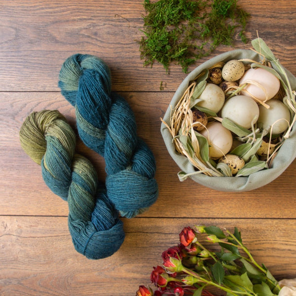 Glen Field yarn