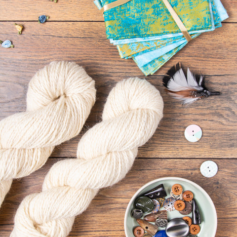 Yarn Vibes Irish Yarn range