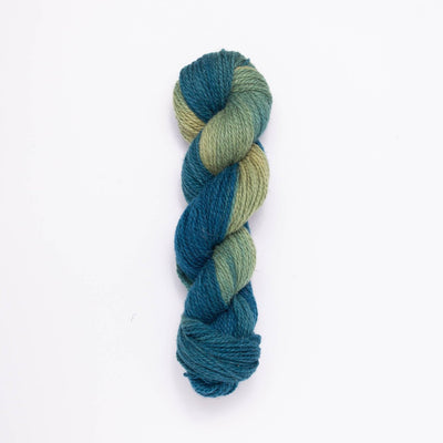 Aileen Lace Leaf Cowl Knitting Kit