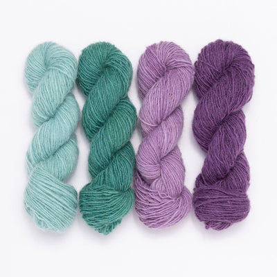 Kaitlyn Colorwork Beanie Knitting Kit