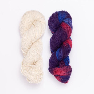 Anna Colorwork Sweater Knitting Kit