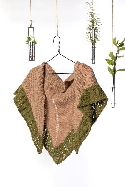 Ashlyn Triangle Shawl Pattern