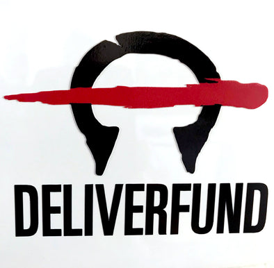 DeliverFund Decals